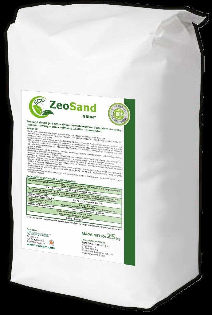Chloris ZeoSand – Aktywator gleby ipodłoża